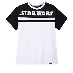 Disney Women's Shirt - Star Wars Logo by Her Universe
