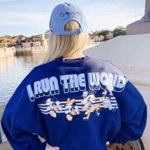 Disney Adult Shirt - Spirit Jersey runDisney - I run the World Marathon 2020