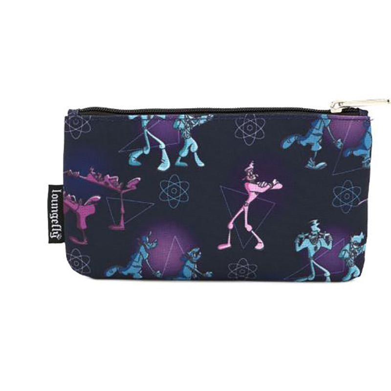Disney Loungefly Nylon Pouch - A Goofy Movie Goofy and Max Dance