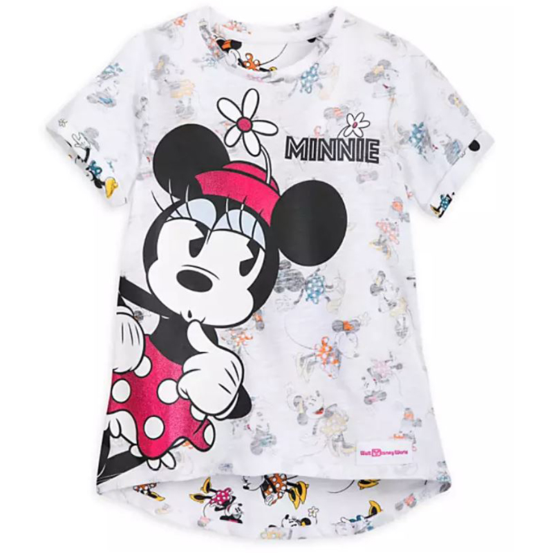 Disney Girls Shirt - Minnie Mouse