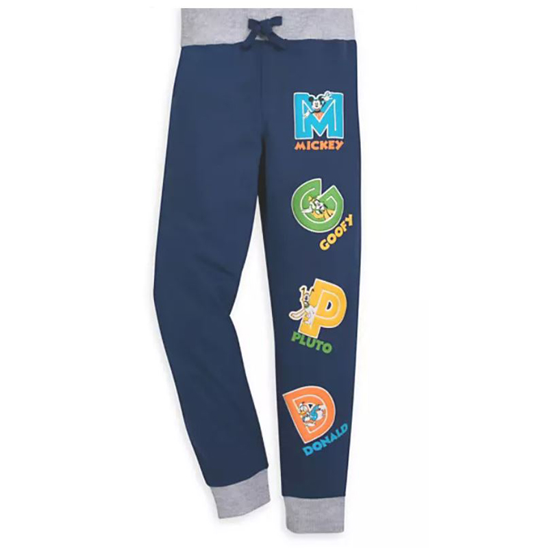 Disney Boys Sweatpants - Mickey Mouse and Friends