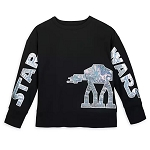 Disney Women's Pullover Shirt - AT-AT Walker - Star Wars