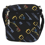 Disney Loungefly Passport Bag - Kingdom Hearts Keys