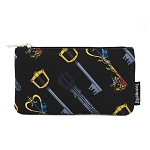 Disney Loungefly Pouch - Kingdom Hearts Keys