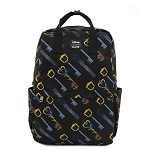 Disney Loungefly Bag - Kingdom Hearts Keys - Square Backpack
