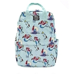 Disney Loungefly Bag - Ariel the Little Mermaid - Square Backpack