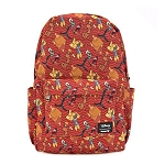 Disney Loungefly Bag - The Emperor's New Groove - Square Backpack