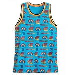 Disney Men's Shirt - Walt Disney World Retro Ringer Tank