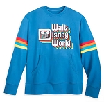 Disney Men's Fleece Pullover - Walt Disney World