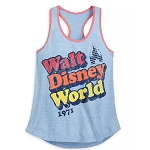 Disney Women's Shirt - Walt Disney World Racerback Tank