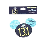 Disney Car Magnet - 13.1 Mickey Mouse - RunDisney 2020