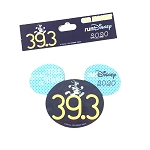 Disney Car Magnet - 39.3 Goofy - RunDisney 2020