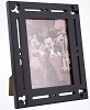 Disney Picture Frame - Black Wood Frame - 5 x 7