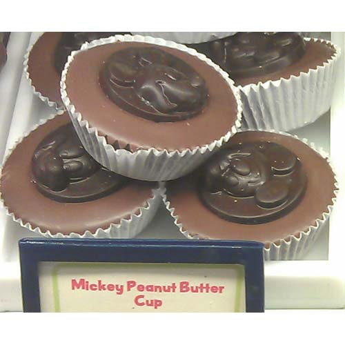 Disney Goofy Candy Co Jumbo Mickey Mouse Peanut Butter Cup
