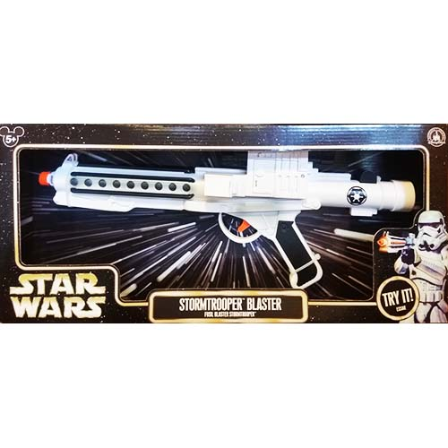 Disney Star Wars Toy - Galactic Empire Laser Rifle Stormtrooper White