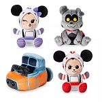 Disney Plush - Wishables Mystery Blind Bag - Space Mountain Series