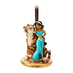 Disney Ornament - Jasmine and Rajah