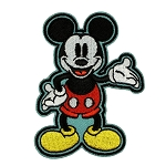 Disney Iron On Patch by Loungefly - Mickey Mouse