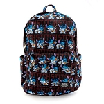 Disney Loungefly Bag - Stitch Elvis - Nylon Backpack