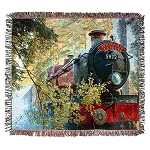 Universal Throw Blanket - Hogwarts Express