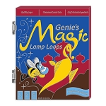 Disney Pin - Cereal Boxes Series #8 - Genie Cereal Box Pin – Aladdin
