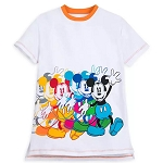 Disney Boys Shirt - Mickey Mouse - Multicolor