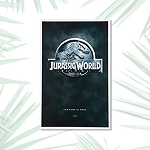 Universal Movie Poster - Jurassic World