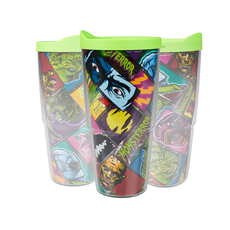 Universal Tervis Travel Tumbler - Universal Monsters