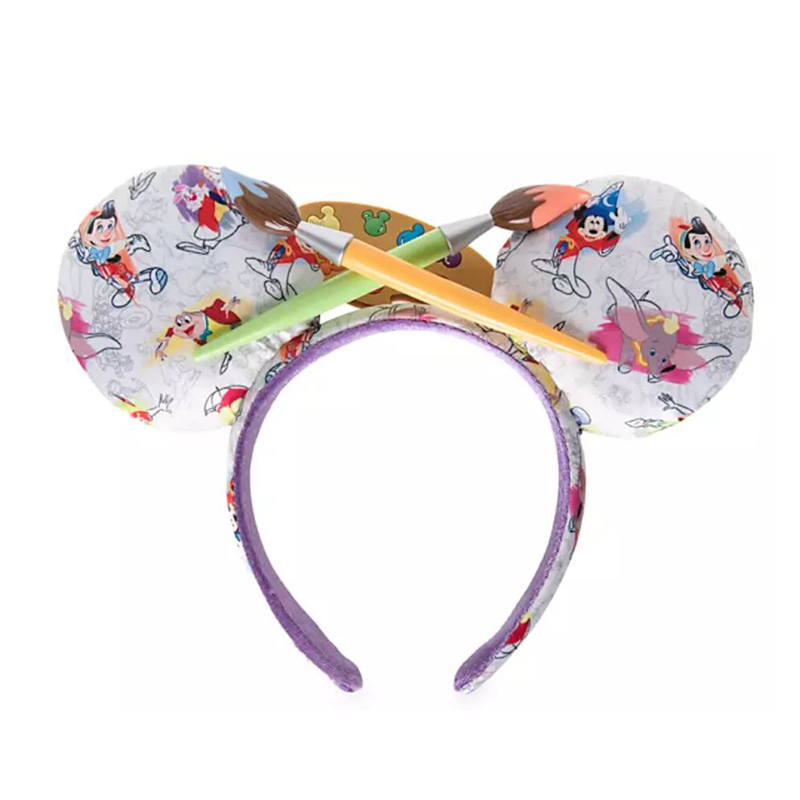 Disney Minnie Ear Headband - Ink & Paint