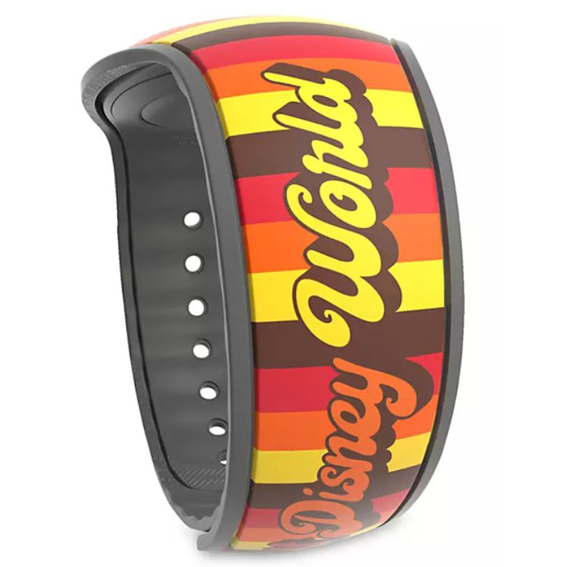 Disney MagicBand 2 Bracelet - Walt Disney World 70's