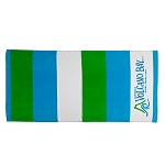 Universal Beach Towel - Volcano Bay - Striped