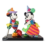 Disney by Britto Figure - Brave Little Tailor Mickey and Minnie
