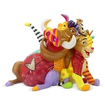 Disney by Britto Figure - Lion King Simba Timon and Pumbaa