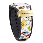 Disney MagicBand 2 Bracelet - Ink & Paint by Dooney & Bourke - Limited Edition