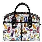 Disney Dooney & Bourke Bag - Ink & Paint - Satchel