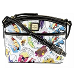 Disney Dooney & Bourke Bag - Ink & Paint - Crossbody