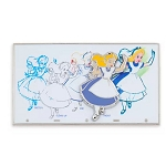 Disney Pin - Ink & Paint - Alice in Wonderland