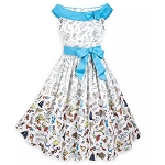 Disney Dress Shop Women's Dress - Ink & Paint