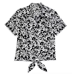 Disney Women's Shirt - Mickey Mouse by Her Universe - Woven Blouse