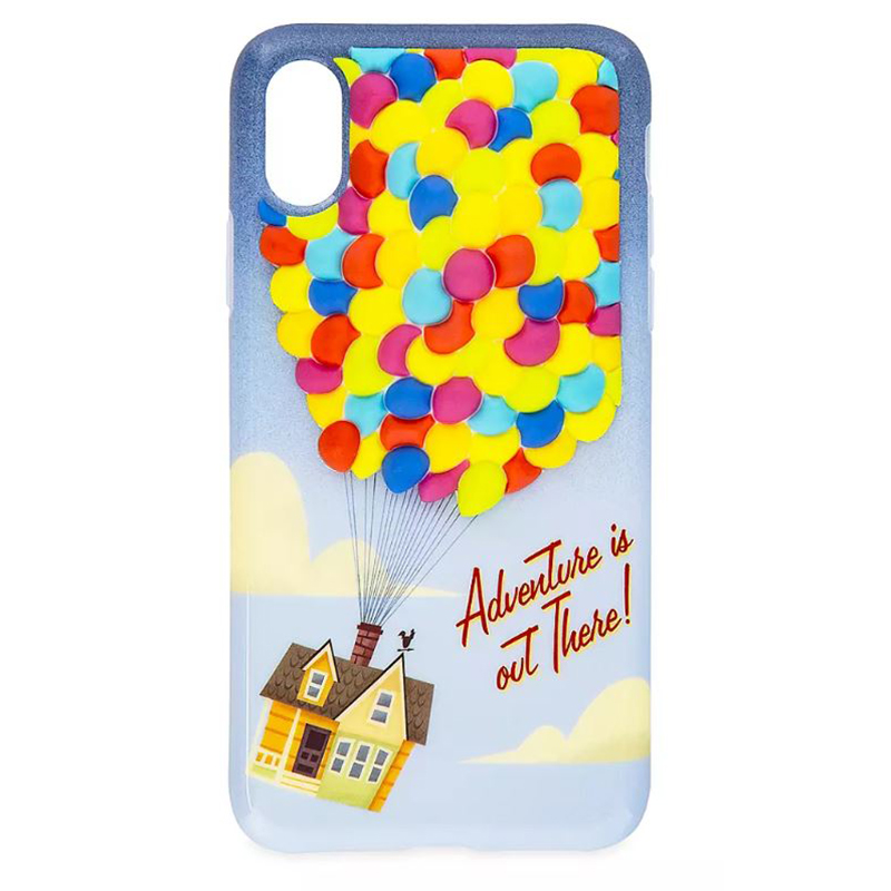 Disney iPhone X / XS Case - Adventure Is Out There - Pixar Up Movie