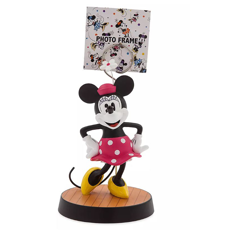 Disney Photo Clip - Minnie Mouse