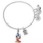 Disney Alex & Ani Bracelet - Sorcerer Mickey Mouse - Ink & Paint