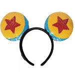 Disney Minnie Ear Headband - Pixar Ball by Loungefly