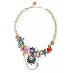 Disney Collar Necklace by Betsey Johnson - The Little Mermaid
