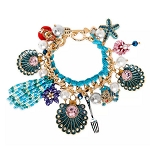 Disney Charm Bracelet by Betsey Johnson - The Little Mermaid