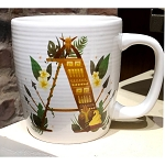 Disney Mug - A is for Adventureland - ABC Disney Letters