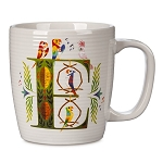 Disney Mug - E is for Enchanted Tiki Room - ABC Disney Letters