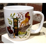 Disney Mug - L is for Festival of the Lion King - ABC Disney Letters
