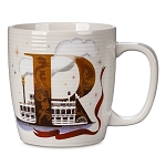 Disney Mug - R is for Riverboats - ABC Disney Letters