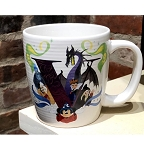 Disney Mug - V is for Villains - ABC Disney Letters